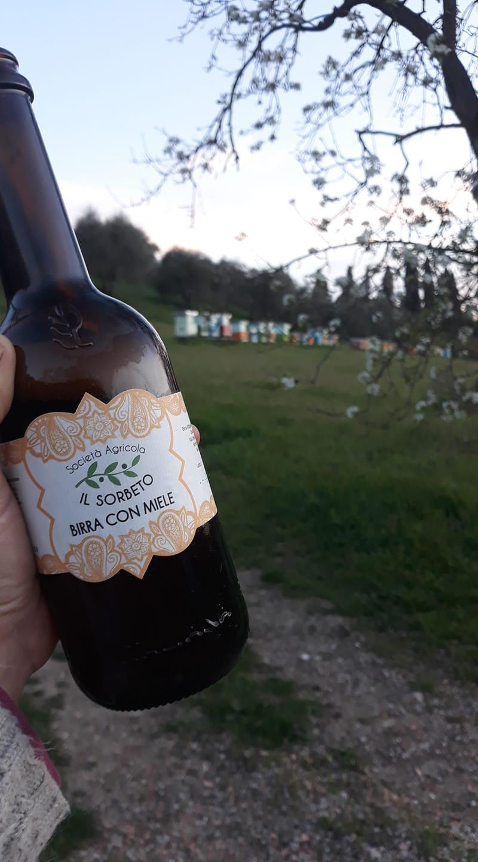 birra al miele artigianale