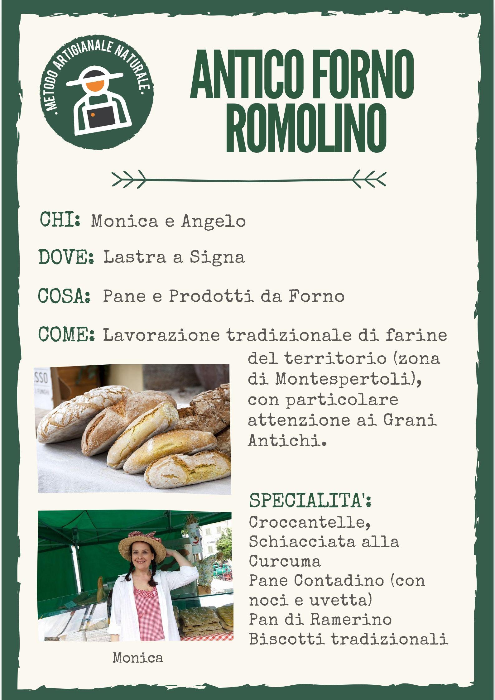 Antico Forno Romolino