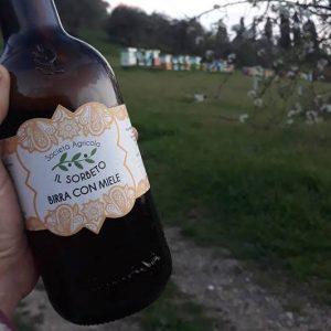 Birra artigianale al miele