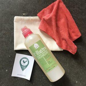 Detergente biodegradabile pavimenti