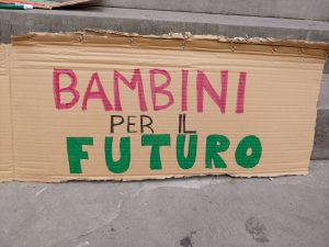 Fridays for future sciopero 24 maggio