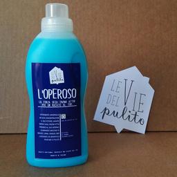 detersivo biodegradabile concentrato OPEROSO
