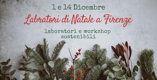 Laboratori di Natale a Firenze
