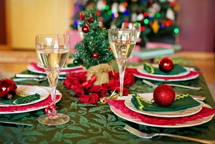Pranzo di Natale Sostenibile