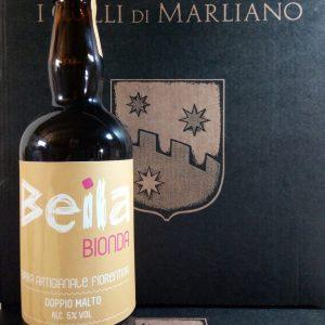 Birra Artigianale Bionda Beila