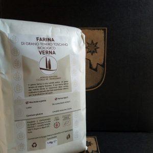 Farina Bio Verna tipo 2