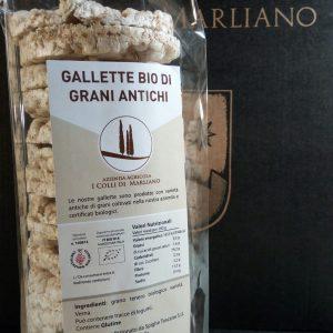 gallette bio grani antichi verna