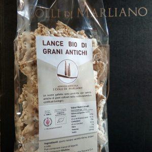 lance bio grani antichi verna