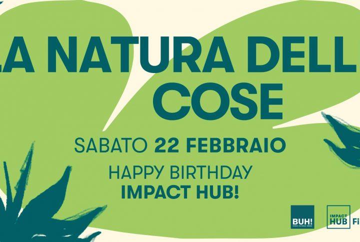 Sabato 22 febbraio: Il mercato contadino di Genuino è ad Impact Hub