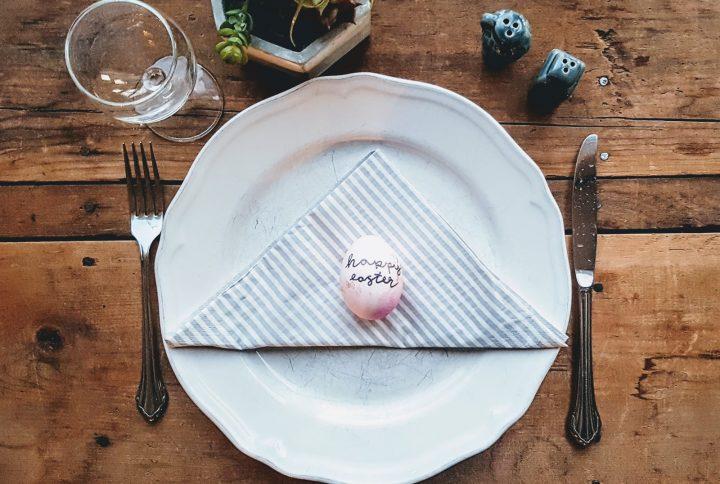 Idee per un pranzo di Pasqua genuino a casa