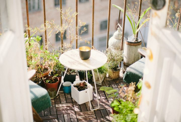 Come realizzare l'orto in terrazza in modo sostenibile