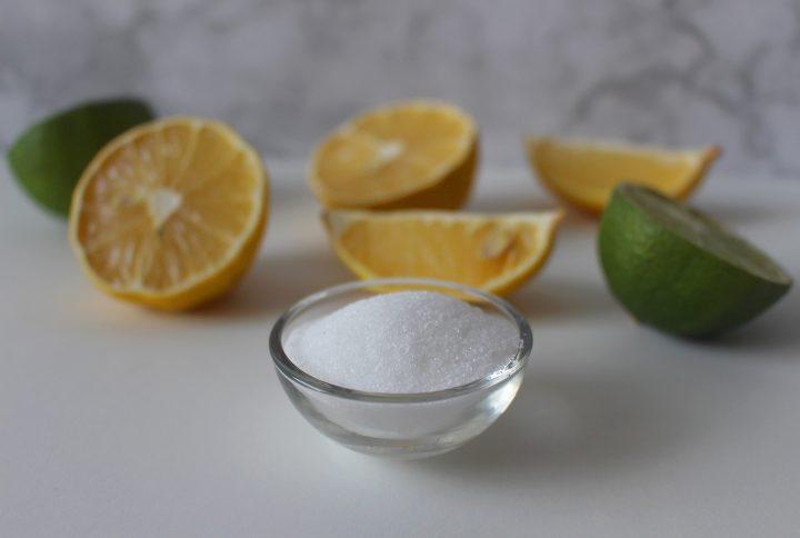 Acido Citrico: come usarlo per le pulizie di casa