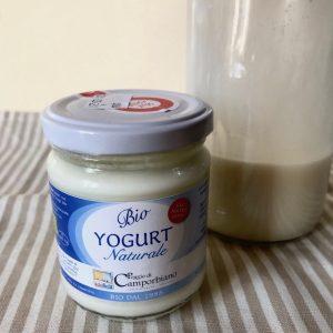 Yogurt BIO Camporbiano 180gr latte