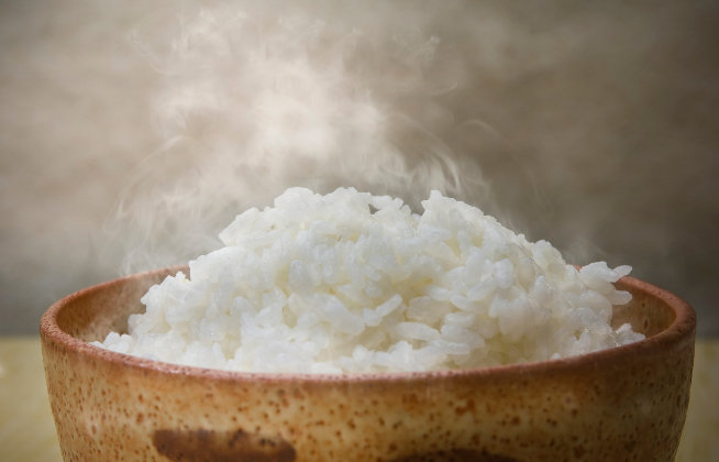 Come cuocere il riso?